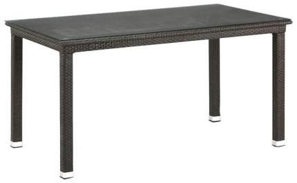 Комплект мебели Afina Garden T256A/Y379A-W53 Brown (4+1)