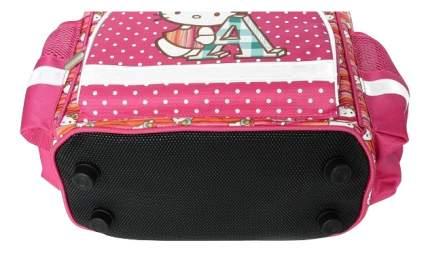 Ранец с анатомической спинкой Action! Hello Kitty розовый