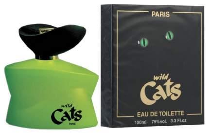 Туалетная вода Guy Alari Wild Cats 100 мл
