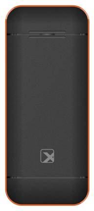 Мобильный телефон teXet TM-302 Black