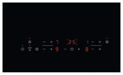 Встраиваемая варочная панель электрическая Electrolux CEE6432KX Black