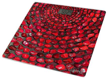 Весы напольные LUMME LU-1329 Красный коралл