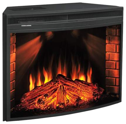 Электрокамин Royal Flame Panoramic 28 LED FX, черный