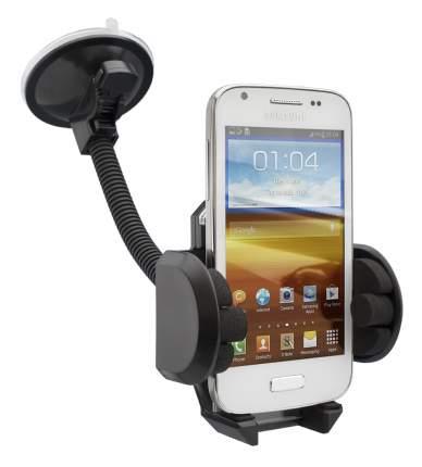 Автомобильный держатель для мобильных устройств, Fly N S 2081 W-A4, Цвет черный.