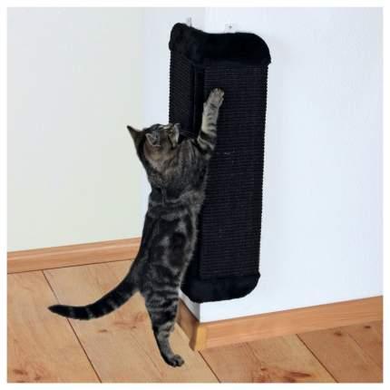 Когтеточка для кошек Trixie Scratching Board, размер 32х60см,, черный