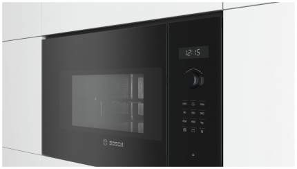Встраиваемая микроволновая печь Bosch Serie 6 BEL524MB0 Black