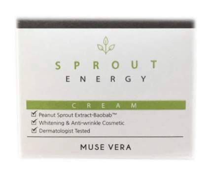 Крем для лица Deoproce Muse Vera Sprout Energy 50 мл