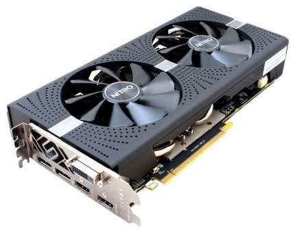 Видеокарта SAPPHIRE Technology Nitro+ Radeon RX 580 (11265-31-20G)