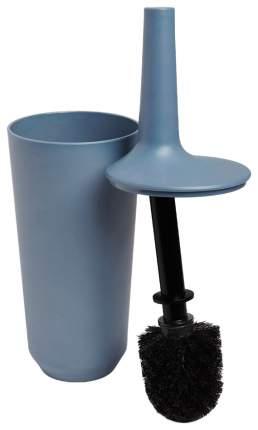 Ёршик туалетный Umbra Fiboo Дымчато - синий 023876-755