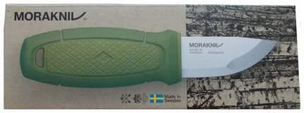 Туристический нож Morakniv Eldris 12651 зеленый