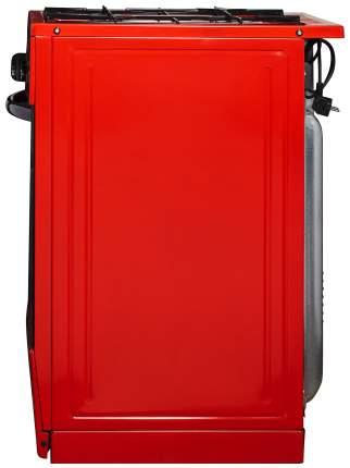 Газовая плита REEX CG-54 eRd Красный