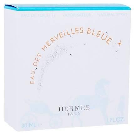 Туалетная вода Hermes Eau Des Merveilles Bleue 30 мл