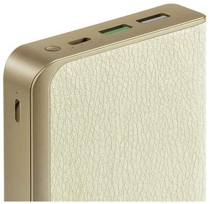 Внешний аккумулятор InterStep PB1618PD 16000 мА/ч (IS-AK-PB1618QPD-BEIB201) Gold