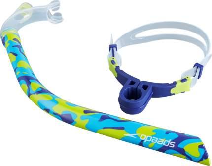 Трубка для плавания Speedo Center Snorkel 8-07361C572 разноцветная (C572)