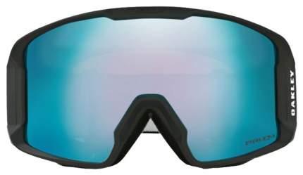 Горнолыжная маска Oakley Line Miner 2019 Light Blue