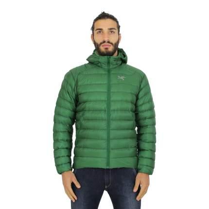 Спортивная куртка мужская Arcteryx Cerium LT Hoody, canyon, XXL
