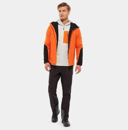 Спортивная куртка мужская The North Face Ventrix Hoody, persian orange, L