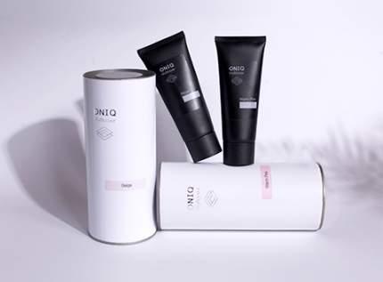 Гель для моделирования ногтей Oniq Multicover 003 розовый с теплым подтоном, 60 мл