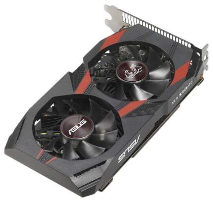 Видеокарта ASUS Cerberus GeForce GTX 1050 Ti (CERBERUS-GTX1050TI-O4G)