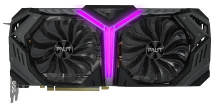 Видеокарта Palit GameRock GeForce RTX 2080 (PA-RTX2080 GameRock Permium 8G)