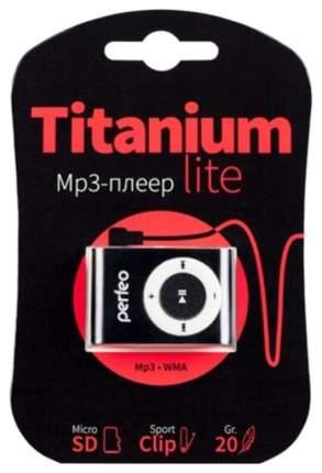МР3-плеер с клипсой Perfeo Titanium Lite Черный