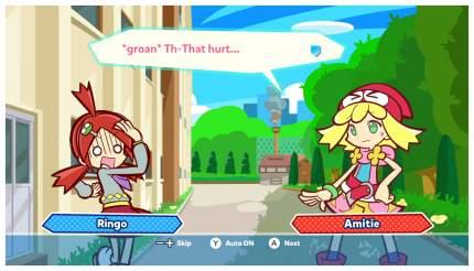 Игра для Nintendo Switch SEGA Puyo Puyo Tetris