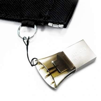 Флэш диск  A-DATA 8Gb AUC330-8G-RBK Brown