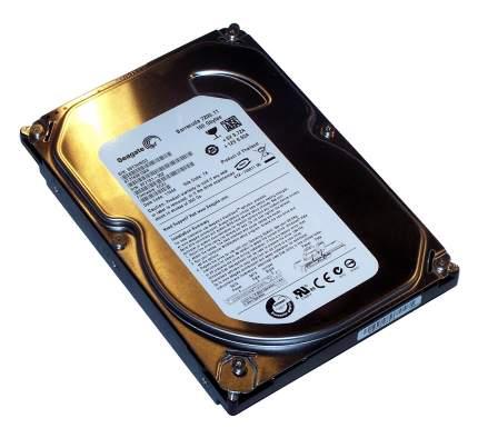 Seagate Жесткий диск HDD 160Gb Seagate, SATA-III, 8Mb, 7200rpm, Barracuda 12 #ST3160316AS