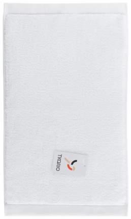 Полотенце для лица белого цвета Essential 30х50