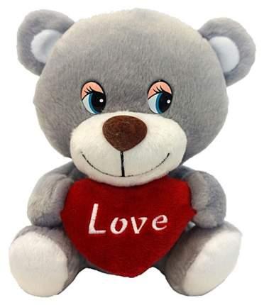 MAXI PLAY Мишутка с сердцем, озвученный, 20 см MP-HH-R9035E