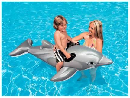 Игрушка надувная INTEX Дельфин 175Х66См От 3Лет Ride-On