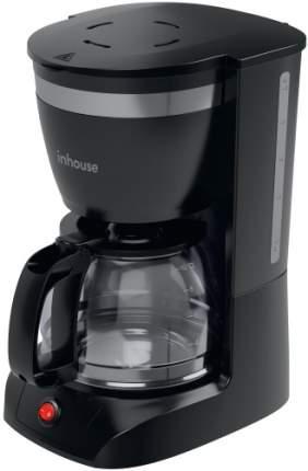 Кофеварка капельного типа Inhouse ICMD1204BK