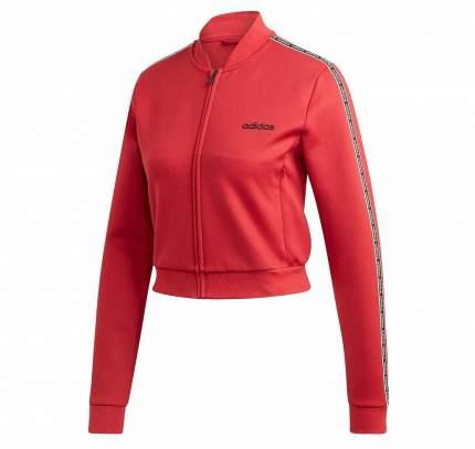 Женская толстовка Adidas C90 Full-Zip EJ9670 красный XS