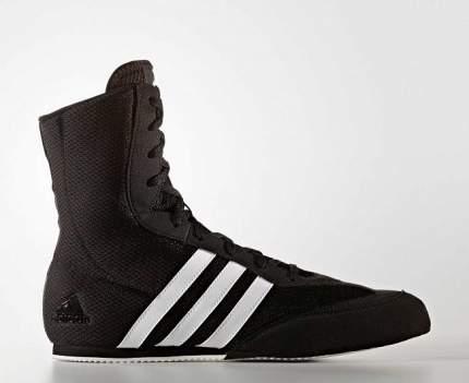 Боксерки adidas Box Hog 2 черно-белые