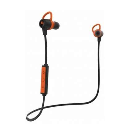 Наушники Motorola Verve Loop Black/Orange