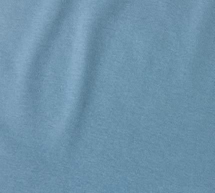 Простыня трикотажная на резинке (голубая ель) 140х200х20