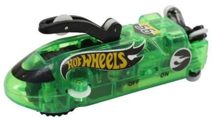 Турбо-трек для машинок Hot Wheels со светом 2 болида 55 деталей