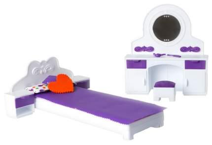 Набор мебели для спальни Огонек Конфетти