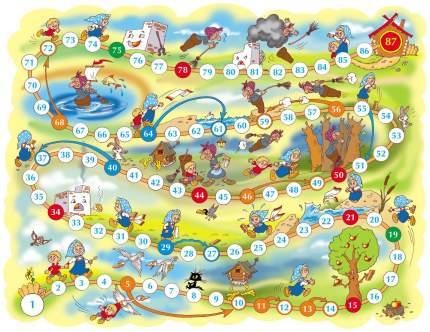 Игра настольная Десятое Королевство Гуси-лебеди 01019ДК