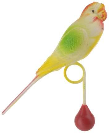 Игрушка для птиц Trixie Попугай пластиковый 15 см в ассортименте
