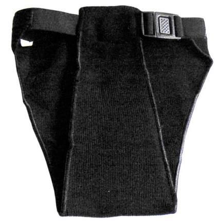 Защитные штанишки для собак Cameo (трусы гигиенические), черный