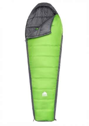 Спальный мешок Trek Planet Gotland зеленый, левый