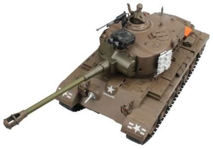 Радиоуправляемый танк House Hold Pershing (Snow Leopard) 1:20 4101-4 Коричневый