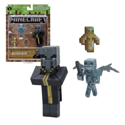 Набор фигурок Jazwares Games: Minecraft: Evoker