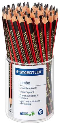 Карандаш чернографитный Staedtler Jumbo 2B ST1285KP50-1 2B