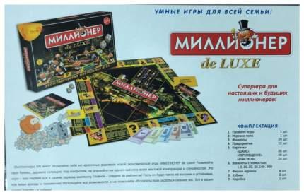 Семейная настольная игра Origami Миллионер de Luxe 4337