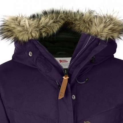Куртка FjallRaven Nuuk Parka, alpine purple, XS INT