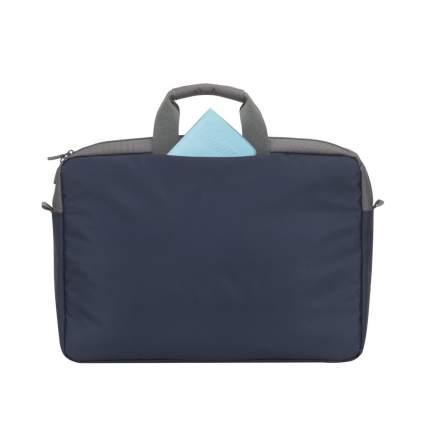 "Сумка для ноутбука 14"" Rivacase 7727 Blue/Grey"