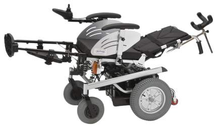 Кресло-коляска Армед FS123GC-43 с электроприводом пневматические