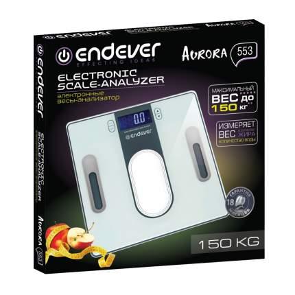 Весы напольные Endever Aurora-553
